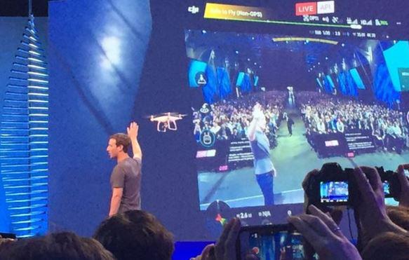 livestream-drone