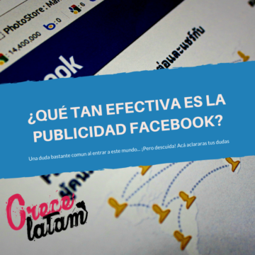 ¿Que tan efectiva es la publicidad en Facebook?